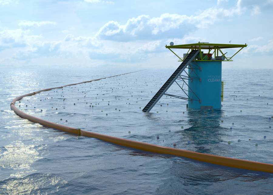 The Ocean Cleanup project (5)