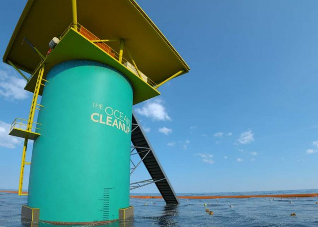 The Ocean Cleanup project (3)