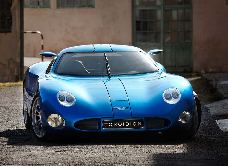 Toroidion MW1 electric supercar (14)