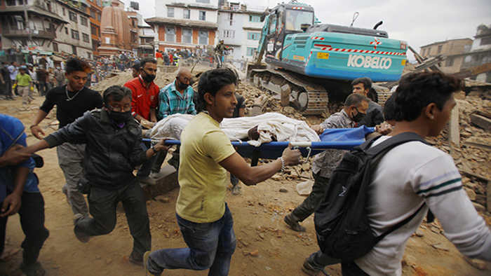 Nepal's Earthquake