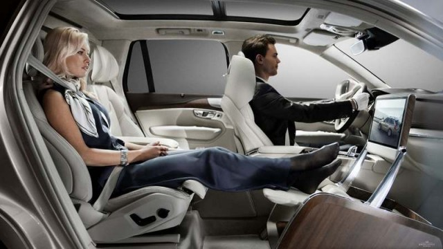 Volvo Excellence Lounge Concept
