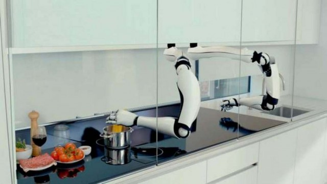 Automated Robotic Kitchen (2)