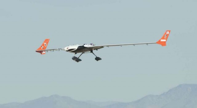 X-56A Multi-Utility Technology Testbed