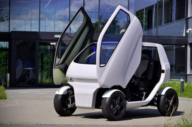 EOscc2 Flexible Micro Car