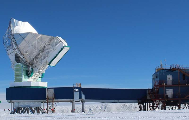 The 10-meter South Pole Telescope