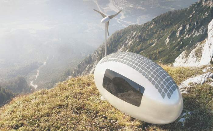 Ecocapsule Portable House (3)