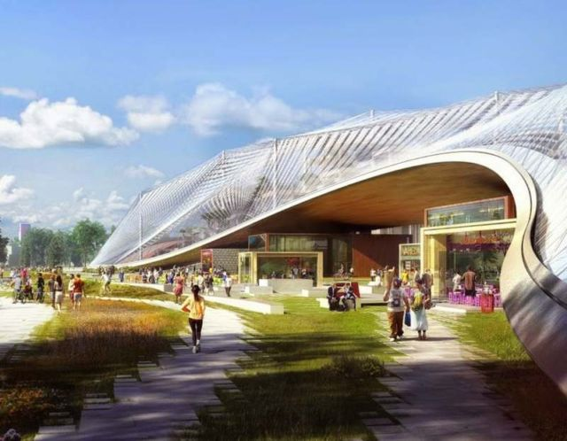 Google's new campus in Mountain View (4)