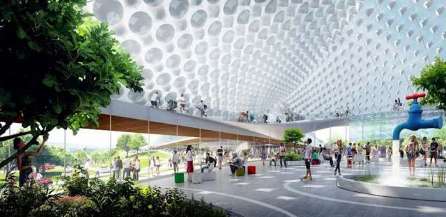 Google's new campus in Mountain View (3)