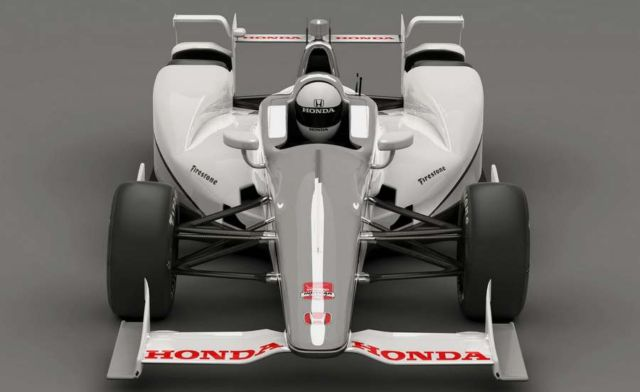 Honda, Chevy speedway aero for Indy 500 (4)