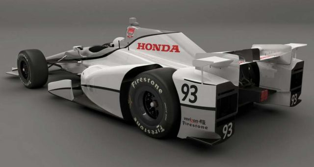 Honda, Chevy speedway aero for Indy 500 (3)