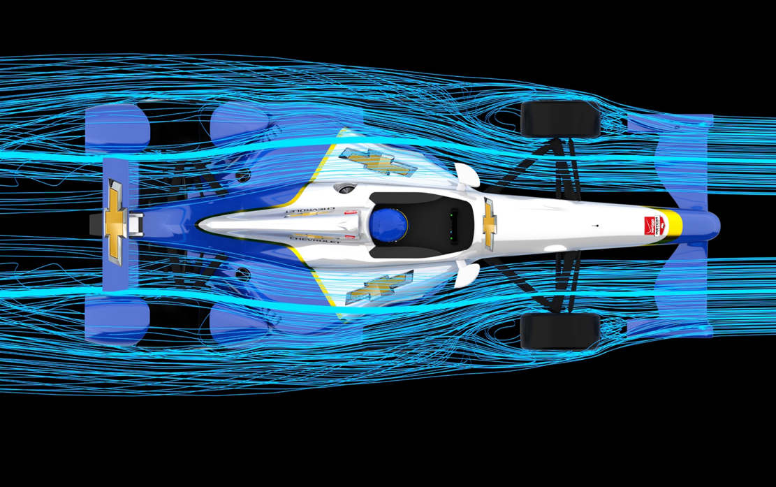 Honda, Chevy speedway aero for Indy 500 (1)