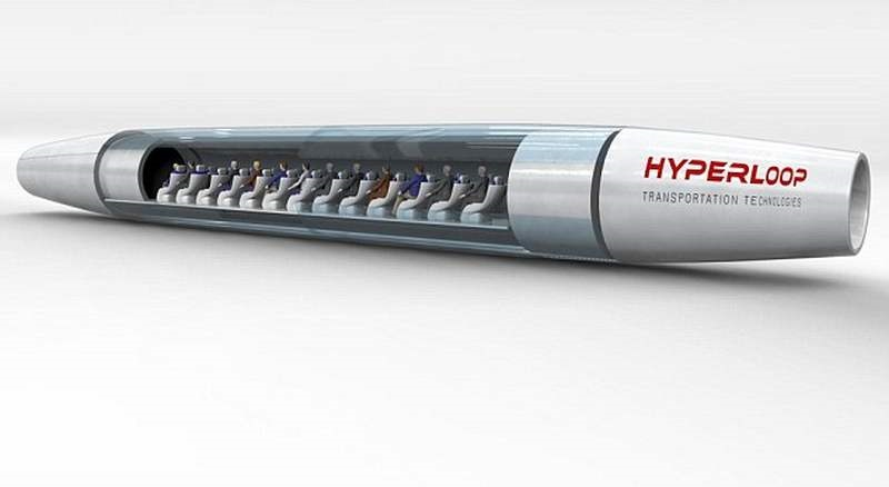 Wordlesstech Hyperloop Could Be Free At Off Peak Times