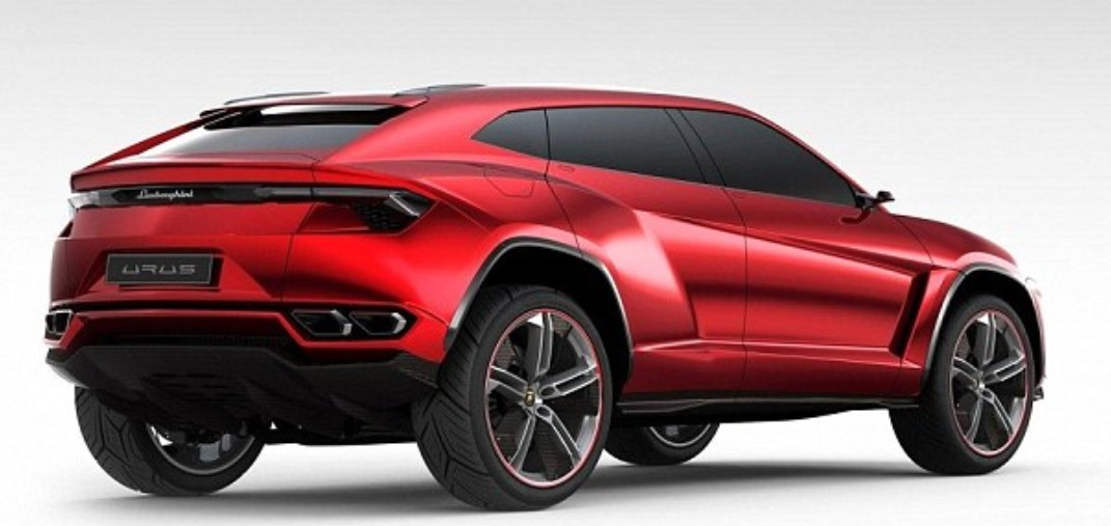 lamborghini announces the luxury suv urus wordlesstech. Black Bedroom Furniture Sets. Home Design Ideas