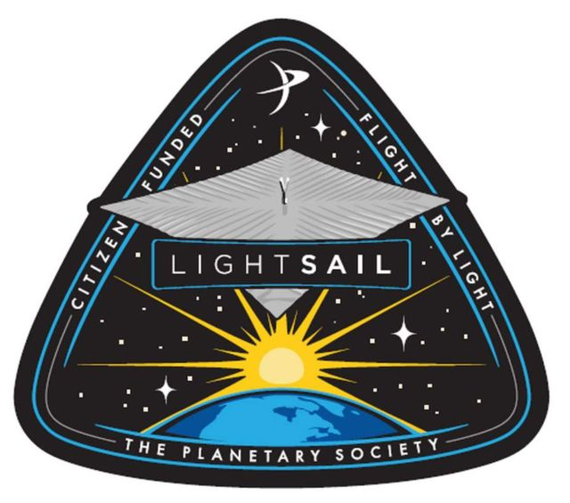 LightSail- Solar Sailing Spacecraft (2)