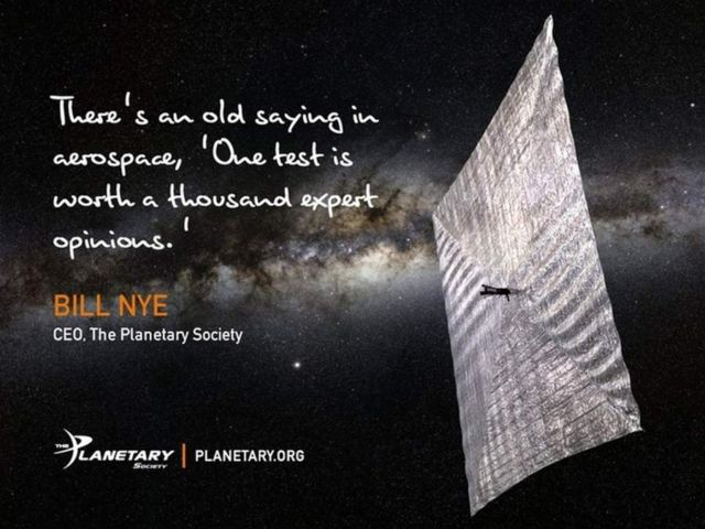 LightSail- Solar Sailing Spacecraft (1)