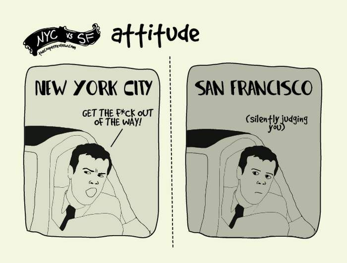 Why Dating In SF Is Different Than Anywhere Else - Thrillist