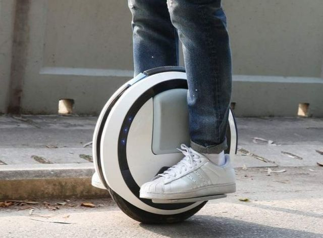 Ninebot One E+ self-balancing scooter