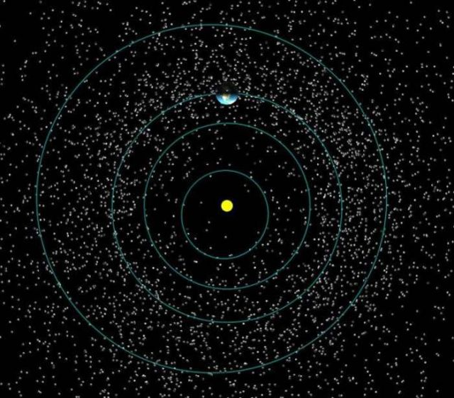 Emergency Asteroid Defense Project (EADP) (1)