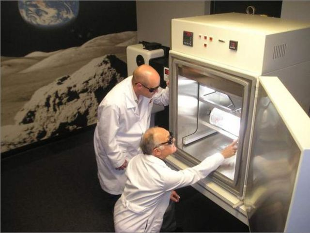 testing Oxygen Production for Mars