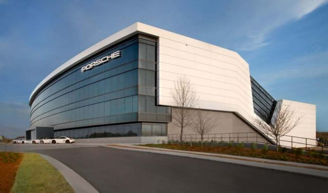 Porsche Experience Center and Headquarters