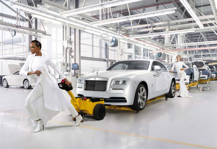 Rolls-Royce Wraith – Inspired by Fashion (9)