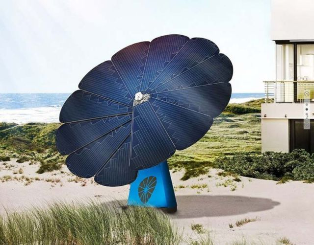 Smartflower Solar Panel Wordlesstech