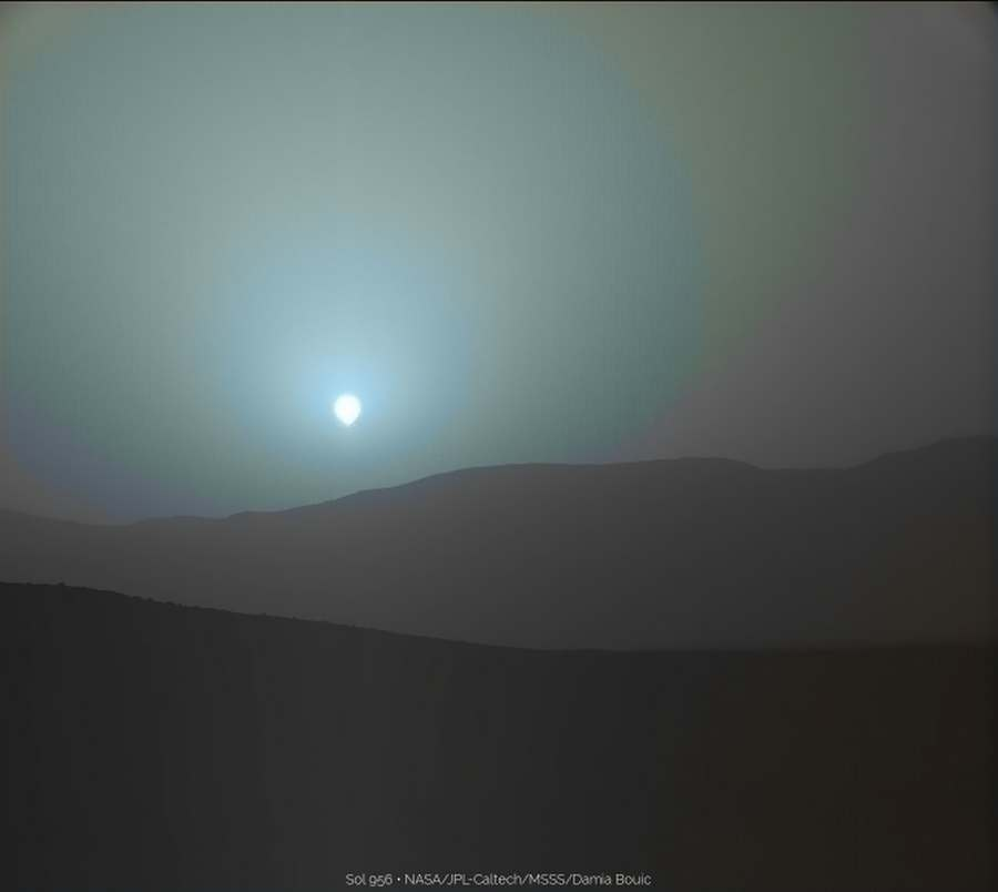 Martian sunset (5)