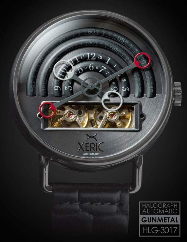 Halograph automatic watch (4)