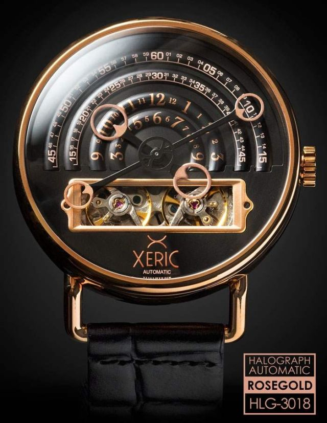 Halograph automatic watch (3)