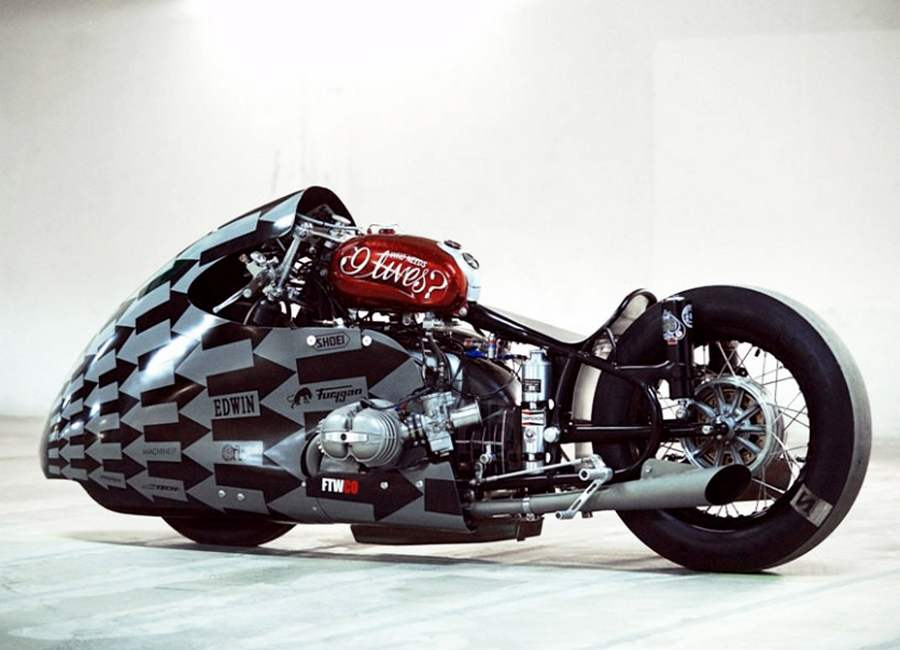 The Sprintbeemer Drag bike (6)