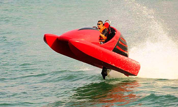 Wavekat P70 Personal Watercraft (5)