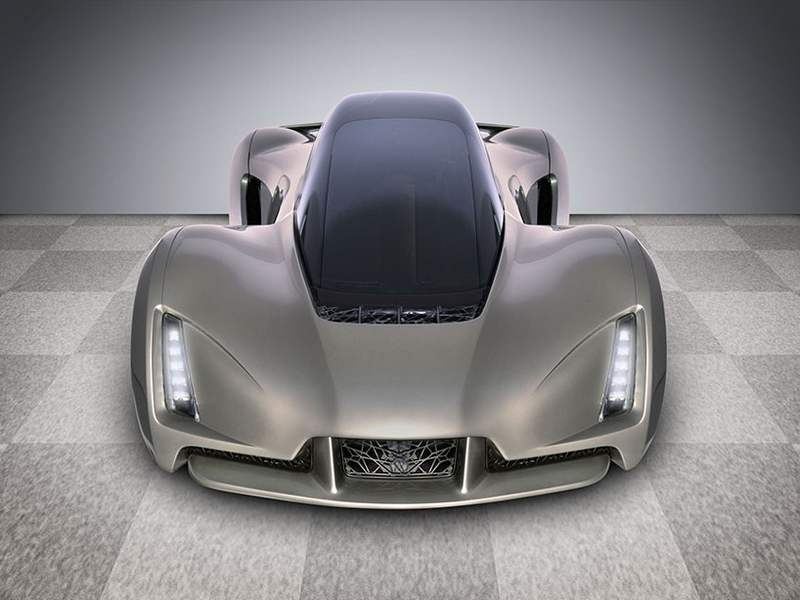 3D printed supercar by Divergent Microfactories (9)