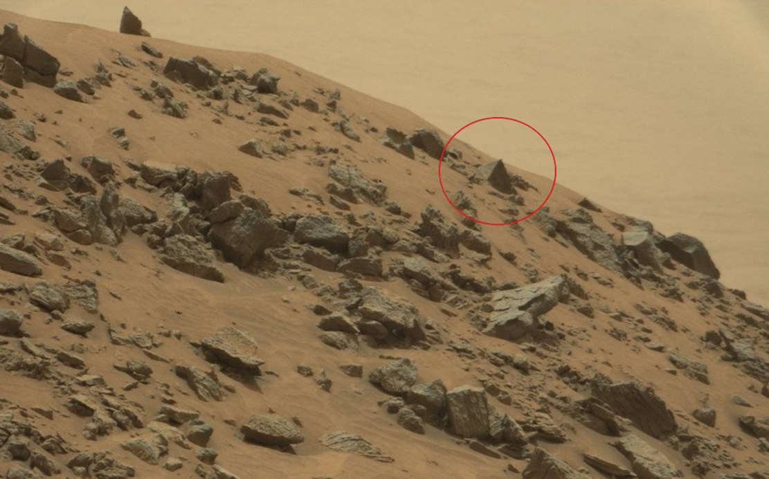 Is The Face On Mars Alien Made Or Natural
