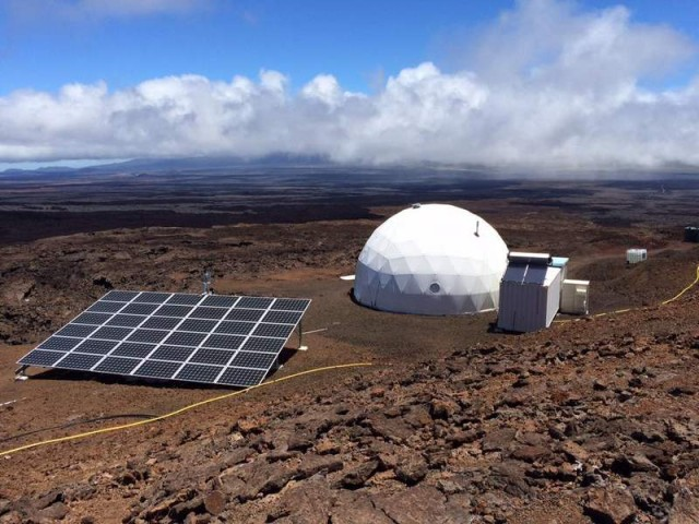 Simulated life on Mars in Hawaii (5)