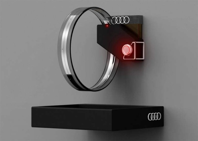 Audi inspired Hands-free washing Faucet