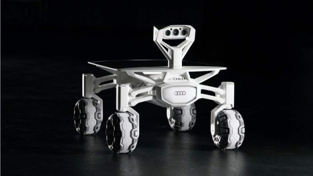 Audi's 4WD Moon Rover (3)