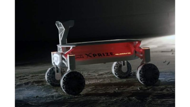 Audi's 4WD Moon Rover (2)