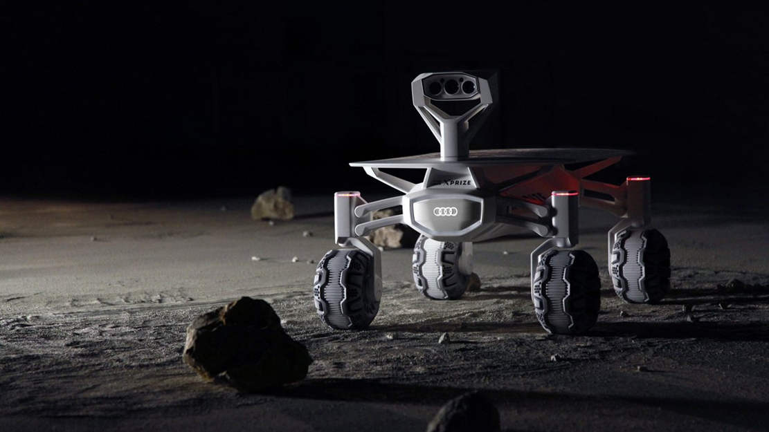 Audi's 4WD Moon Rover (1)