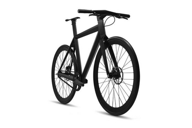 BME B-9 NH Black Edition bike (8)