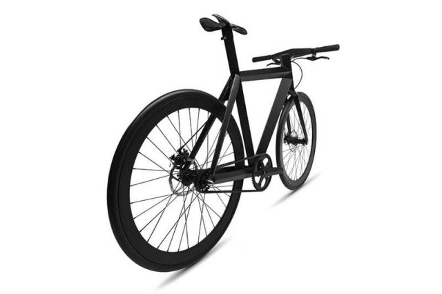 BME B-9 NH Black Edition bike (5)