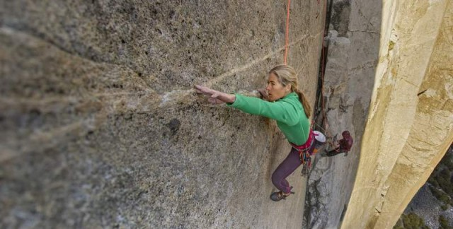 Google's Rock Climbing Street View