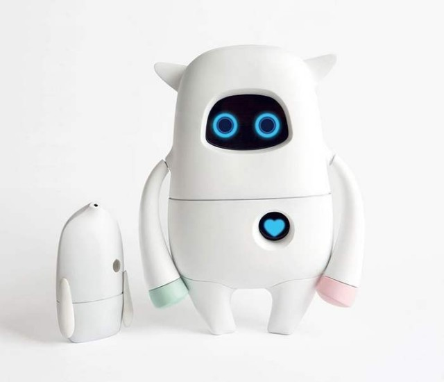 Musio- artificially intelligent robot (4)