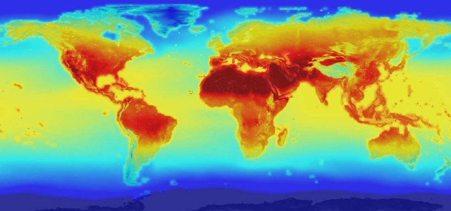 NASA's Global Climate Change Projections