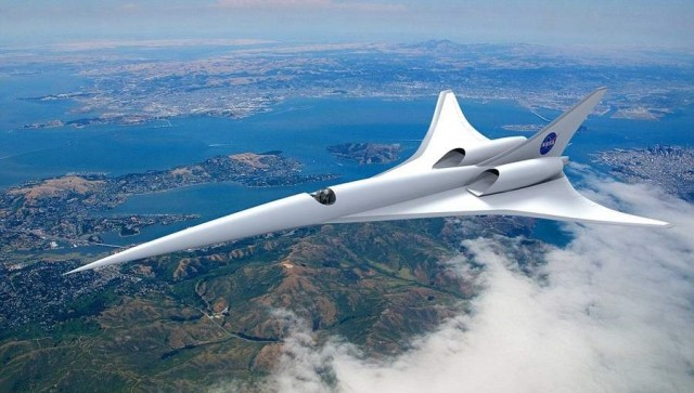 New generation of Supersonic plane (3)
