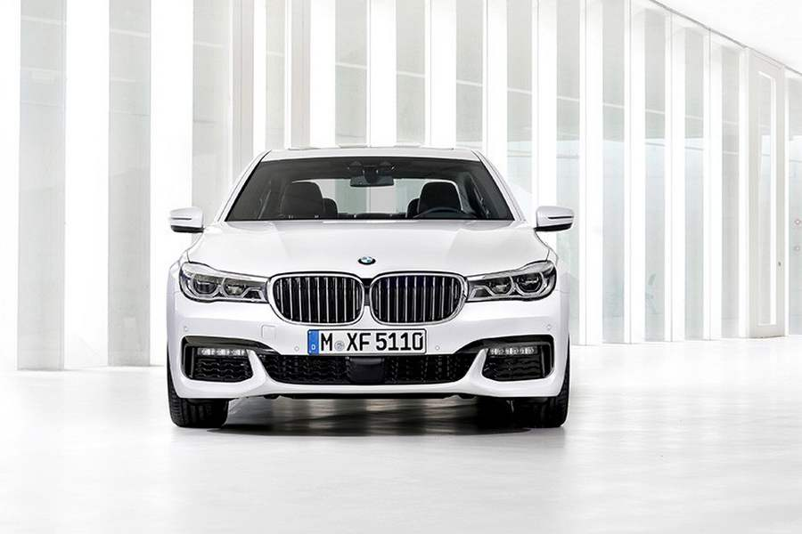 New BMW 7 series (14)