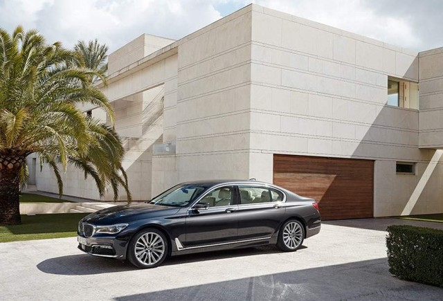 New BMW 7 series (11)