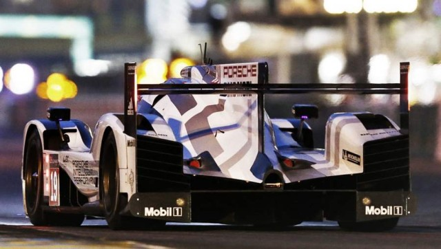 Porsche wins the 24 Hours of Le Mans