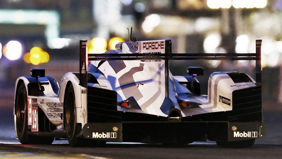 Porsche in 24 Hours of Le Mans (6)