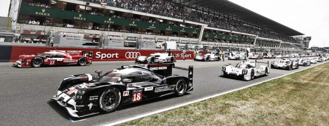 Porsche in 24 Hours of Le Mans (5)