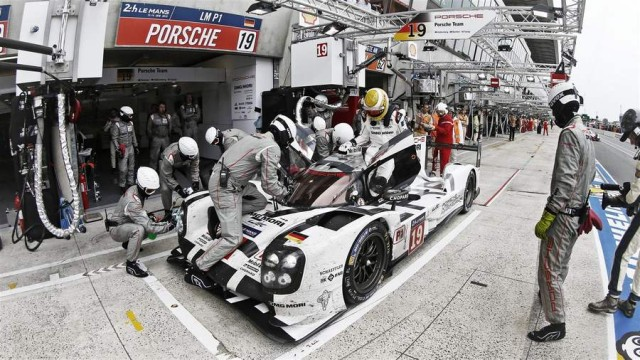 Porsche in 24 Hours of Le Mans (4)